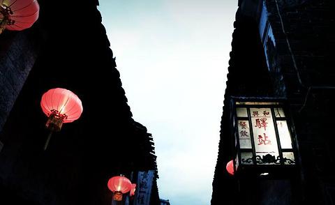 龙井古民居旅游景点攻略图