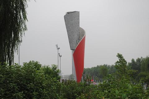 鸟巢(国家体育场)旅游景点攻略图