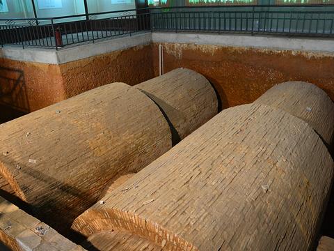 合浦汉墓群旅游景点图片