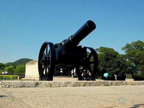 胡里山炮台旅游景点图片