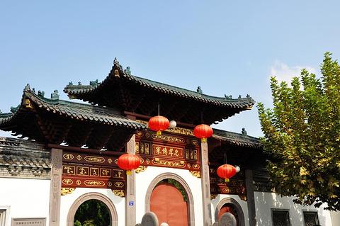岳王庙景区的图片