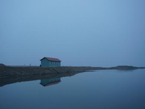 月坨岛旅游景点攻略图