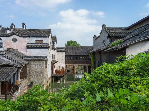 乌镇西栅旅游景点图片