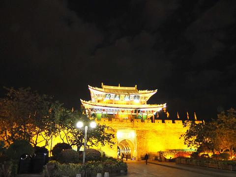 南诏大理国王宫旅游景点攻略图