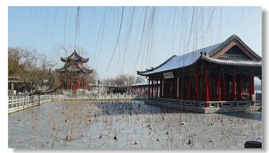 济南北京冬日游