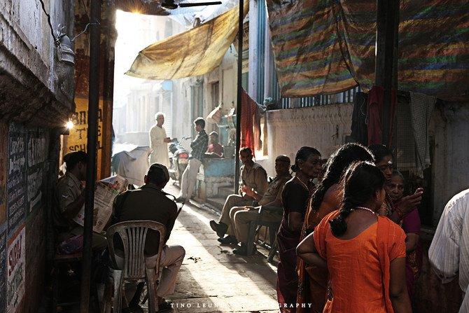 迷宫小巷图片