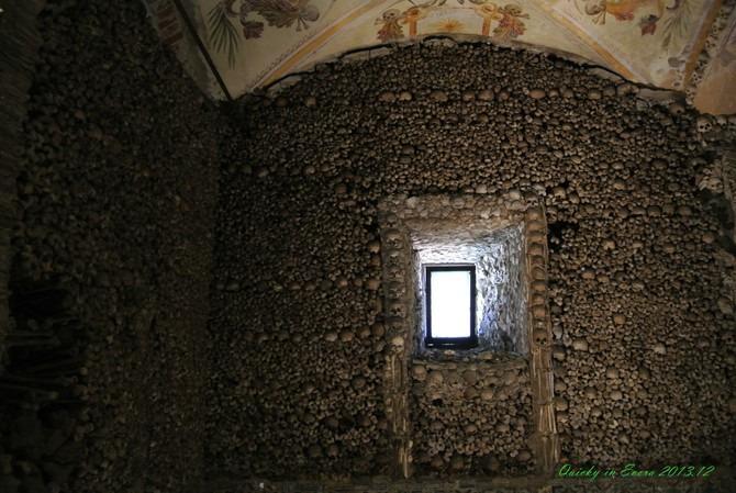 人骨教堂图片