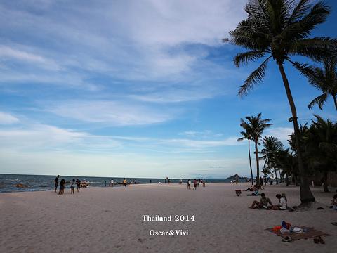 华欣海滩旅游景点图片
