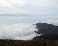 云的另一端,江西武功山