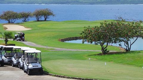劳劳湾高尔夫球场旅游景点攻略图
