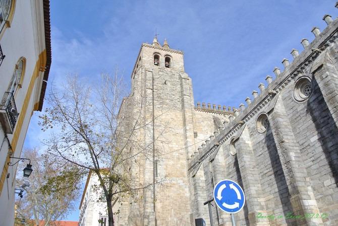 埃武拉大教堂图片