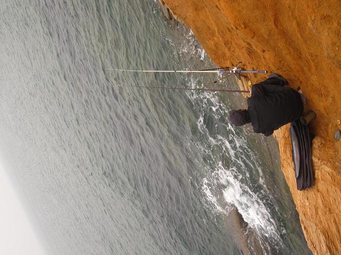 小石岛钓鱼赶海公园图片