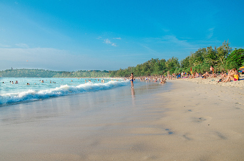 卡塔海滩的图片