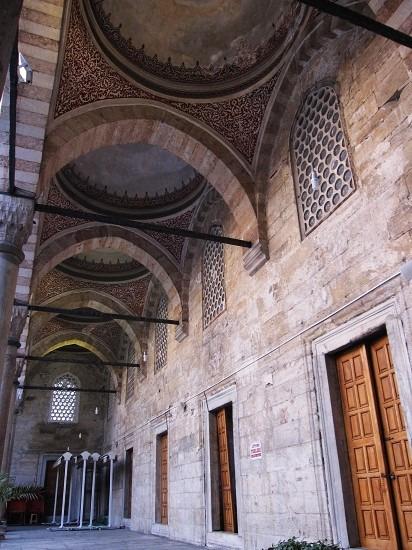 苏莱曼清真寺图片