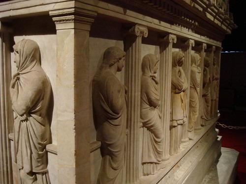 伊斯坦布尔考古博物馆图片