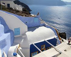 希腊一城三岛——圆了你的自由蓝白梦