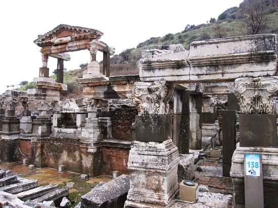 Trajan Fountain图片