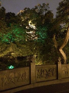 锦里古街旅游景点攻略图