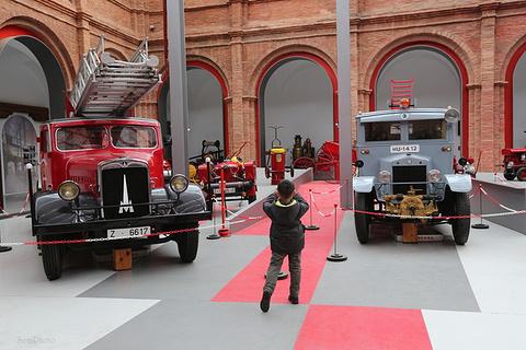 消防博物馆旅游景点攻略图