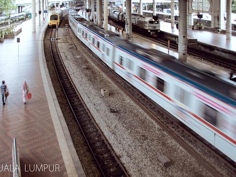 吉隆坡火车总站旅游景点图片
