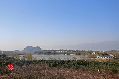 神仙湖旅游景点攻略图