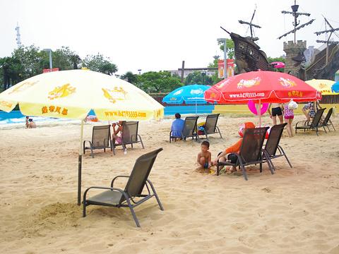 热带风暴水上乐园旅游景点图片