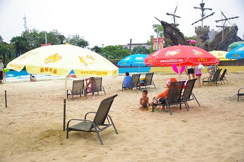 热带风暴水上乐园旅游景点攻略图