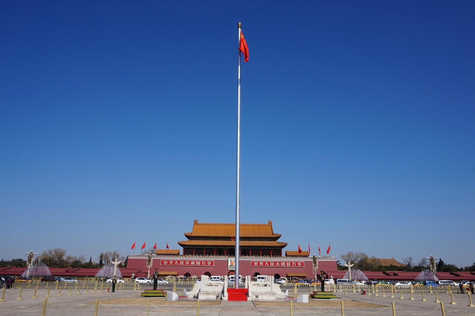 玩转北京城内外?八天就够了!