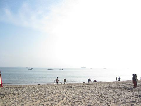 白城沙滩旅游景点攻略图