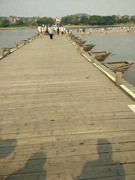 古浮桥旅游景点攻略图