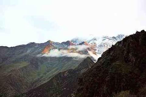 灵鹫山大雪峰风景名胜区旅游景点攻略图