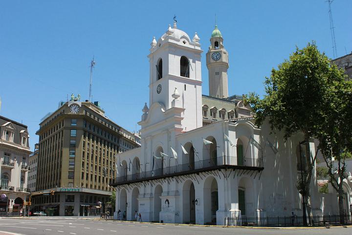 """""""他是一栋历史悠久的的一栋建筑_阿根廷玫瑰宫""""的评论图片"""