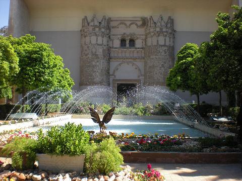 大马士革国家博物馆旅游景点攻略图