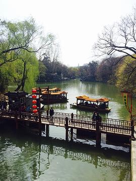 颐和园旅游景点攻略图