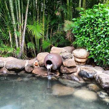 日月谷温泉度假村旅游景点攻略图