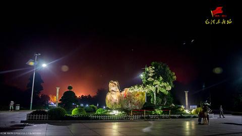 毛泽东广场旅游景点攻略图