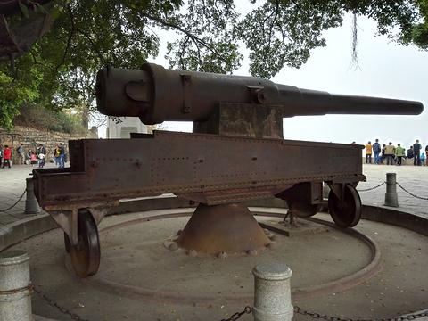 鸦片战争博物馆旅游景点图片