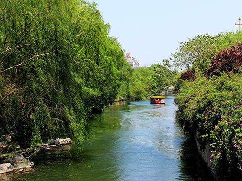 曲水亭街旅游景点图片