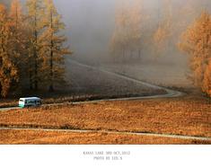 在秋日的北疆,轻叩神域的门扉
