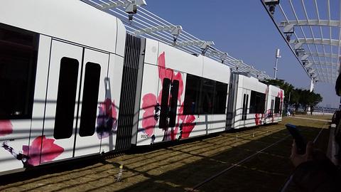 广州有轨电车旅游景点攻略图