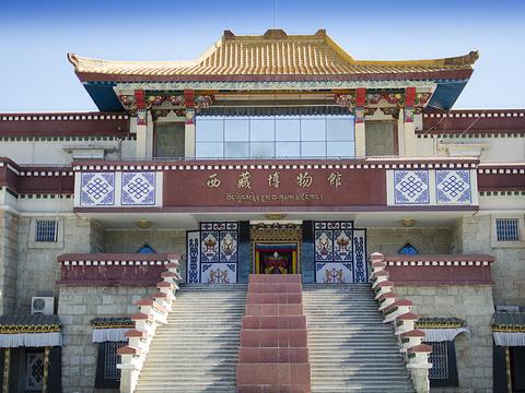西藏博物馆旅游景点图片