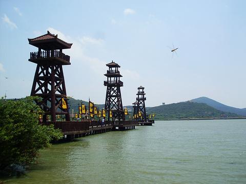 三国城旅游景点图片
