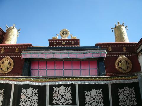 大昭寺旅游景点攻略图