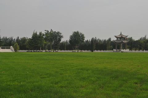 舜帝陵旅游景点攻略图