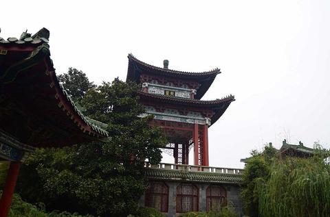 滕王阁旅游景点攻略图