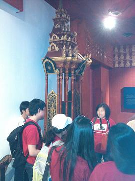 清迈文化艺术中心旅游景点攻略图