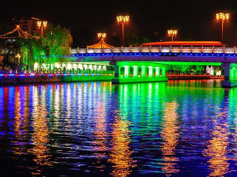 扬州古运河旅游景点图片