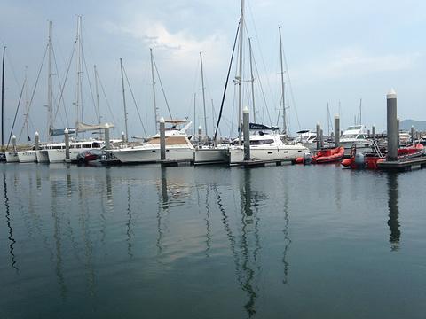 大辣甲岛旅游景点攻略图