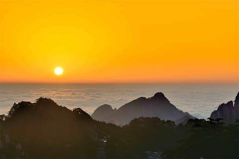 丹霞峰的图片