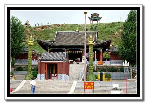 浩其德王庙旅游景点攻略图